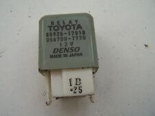 Toyota Corolla (2000-2002), 85925-17010 Relé