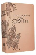 SpiritLed Woman Bible by Charisma House Staff, Passio Faith and Passio (2015, I…