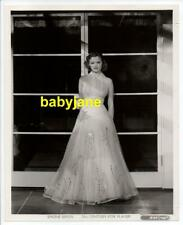 SIMON SIMON ORIGINAL 8X10 PHOTO GOWN DESIGNED BY ROYER 1937 LOVE AND HISSES