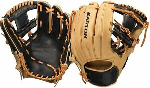 New Easton Professional Collection KIP Baseball Glove RHT 11.5 Tan/Brown