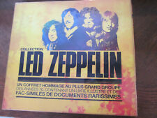coffret :  Led Zeppelin collection de Welch, Chris | - Ed. Fetjaine - NEUF