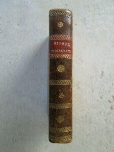 Denis DIDEROT : LES BIJOUX INDISCRETS, 1797. Roman libertin, 2 gravures.
