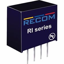 Recom International RI-2412S 2 W Convertisseur DC/DC SIP4 24 V en 12 V