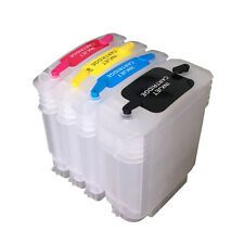 HP 940 Officejet Pro 8500 8500A EMPTY REFILLABLE INK CARTRIDGE SET W/CHIPS