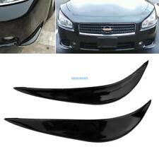 Car Auto Front Bumper Streamline Corner Protector Guard Cover Sticker Universal