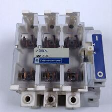 Telemecanique GS1FD3 Switch Disconect Fuse 3Px50A NFC 14x51mm NFP