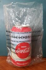 COCA COLA MONEY BOX CANS 375ml X 2 NEW