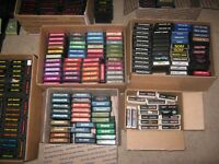 2 RANDOM ATARI 2600/7800 GAMES FROM HUGE OVERSTOCK 100'S OF POSSIBLE TITLES