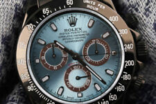 Orologi da polso Daytona con cinturino in acciaio inox con cronografo