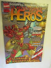 """Marvel Crossover Numéro 12 de Février 1999 """"La 3ème Guerre Mondiale"""""""