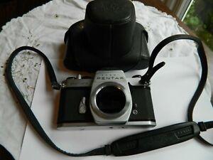Asahi Pentax Spotmatic SP 11 35 mm SLR Camera Body only  with Case