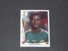 94 NOUNKEU BESIKTAS CAMEROUN PANINI FOOTBALL FIFA WORLD CUP 2014 BRASIL