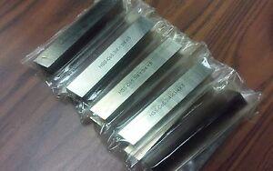 "10pcs 3/4 x 5"" 5% cobalt HSS Square tool bits for $139.00 #HS-CO5-34--new"