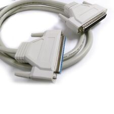1.5mtr db37 male to db37 female extension cable