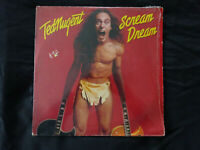 TED NUGENT SCREAM DREAM LP ORIGINAL 1980 SHRINK WRAP ON COVER RECORD NEAR MINT