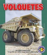 Volquetes (Dump Trucks) (Libros Para Avanzar-Potencia En Movimiento (P-ExLibrary