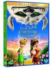 """DVD """"Clochette et la Créature Légendaire"""" Disney  n 113     NEUF SOUS BLISTER"""