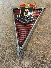 1940 LaSalle Trunk Emblem