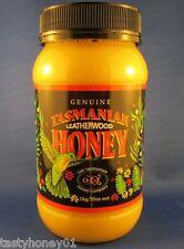 Tasmanian Leatherwood Honey, 1 kilogram, free shipping, Finest export quality