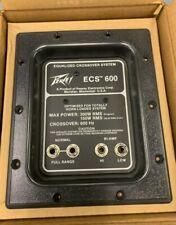 PEAVEY USA ECS-600 2 way 600Hz passive crossover NOS! LAST ONE!