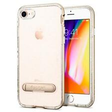 Spigen iPhone 8 / 7 Case Crystal Hybrid Glitter Gold Quartz
