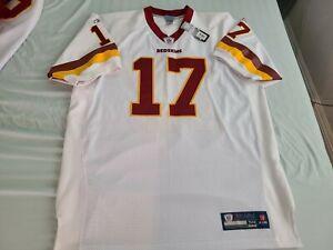 Reebok authentic Washington Redskins Jason Campbell Jersey 2X 54 XXL NWT defunct
