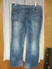 Almost Famous Jeans ~Stretch~Distressed~Size 9