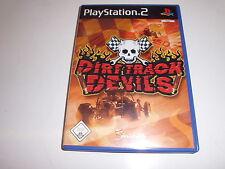 PlayStation 2 ps2 Dirt Track trilla