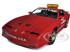 1987 PONTIAC FIREBIRD TRANS AM GTA TALLADEGA 500 PACE CAR 1/18 GREENLIGHT 12859