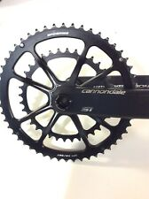 Cannondale Hollowgram SI Crankset with Spidering 170 mm
