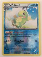 Politoed 18/111 Reverse Holo Rare 2014 Furious Fists Set Pokemon Card NMMT