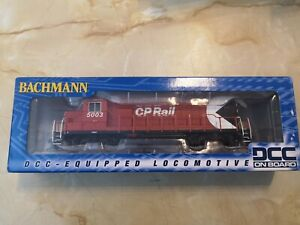 Bachmann 60709 GP 35 Diesel Loco CP MultiMark (Red) 5003 - DCC Equipped - HO