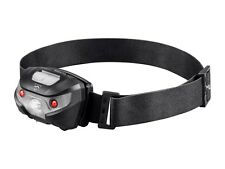 LED HEADLAMP HEAD LAMP RECHARGEABLE AC/USB 1200 MAH IPX4 215 Lumens Red Light