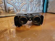 Stellar Famous Precision 6X15 Vintage Binoculars Coated Optics TT 1663505