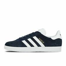 adidas Originals Men's Superstar Stan Smith Gazelle OG Blue Black White Trainers