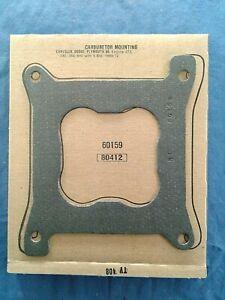 Fel-Pro Carburetor Mounting Gasket # 60159