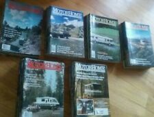 1985-1991 MOTORHOME MAGAZINE full year 12 issues /your pick/ RV Trailer Camper