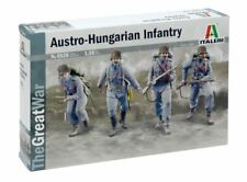 Italeri 1 3 5 WWI Austro-hungarian Infanty 1914 6528