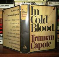 Capote, Truman IN COLD BLOOD  1st Edition 3rd Printing