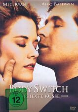 DVD - Body Switch - Verhexte Küsse - Meg Ryan & Alec Baldwin