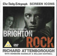1 newspaper promo DVD BRIGHTON ROCK 1947 film richard attenborough