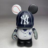 "Disney Vinylmation MLB Series New York Yankees 3"" Figure Major League Baseball"