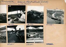 100 Photos Forges Ateliers de la Vence Fournaise G. Delamare Autos 1937  - Pl 15