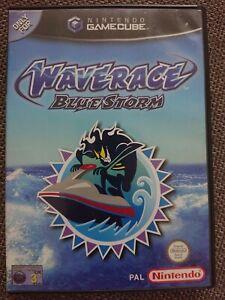 Wave Race Racing Nintendo Gamecube Wii Game Cube PAL