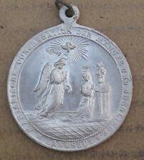 großer Pilger Anhänger - Landshut - Marianische Congregation der Männer - (AD05)