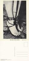 BIZARRE MAGAZINE ILLUSTRATION FROM NUMBER 19 1956 ADVERTISING POSTCARD