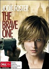 The BRAVE ONE (Jodie FOSTER Terrence HOWARD Mary STEENBURGEN) Crime DVD Region 4