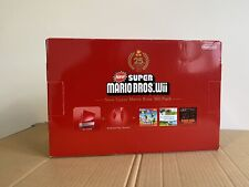Nintendo Wii Super Mario Bros 25th Anniversary Red Limited Edition Console - NEW