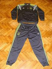 Ajax Amsterdam Dutch Soccer Tracksuit Holland Adidas Football Polyester Suit NEW