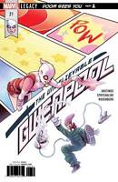 Gwenpool #21 MARVEL Legacy COVER A  1ST PRINT